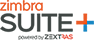 logo zimbra suite plus