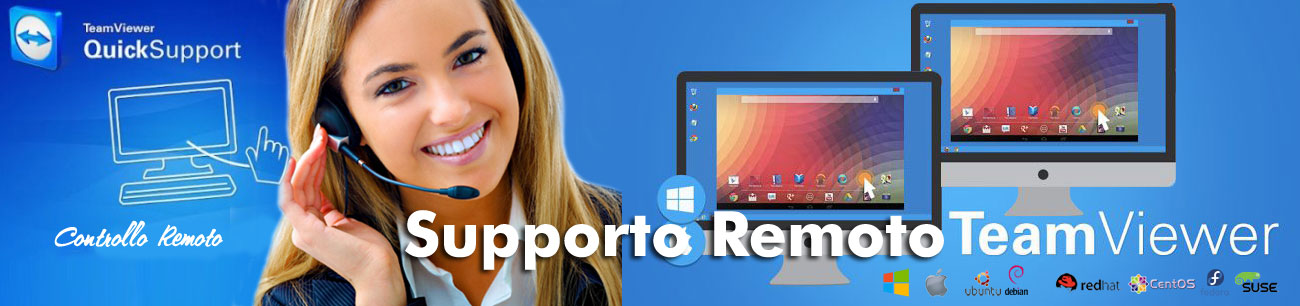 supporto teamViewer